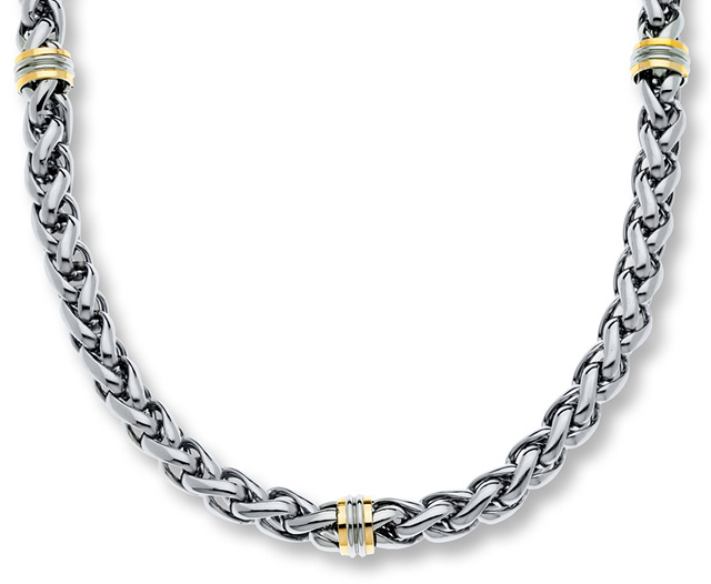I Love This Mens Chain For Fathers Day