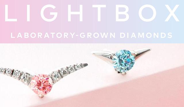 DeBeers Lightbox Synthetic Diamonds
