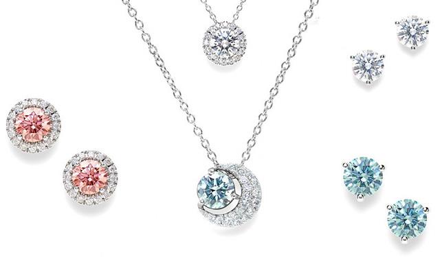 Debeers Fake Diamonds