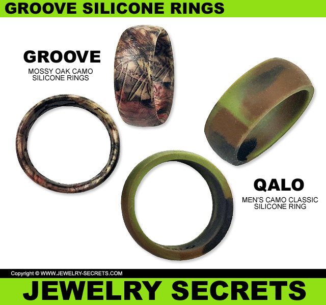 Groove Silicone Rings VS Qalo Silicone Rings