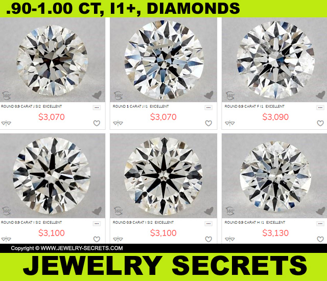 3000 Single Certifified Loose Diamonds