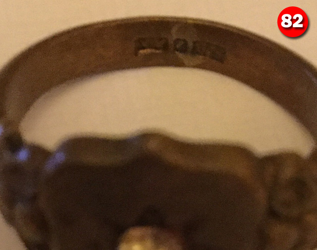 Can You Identify These Stamps Inside Rings