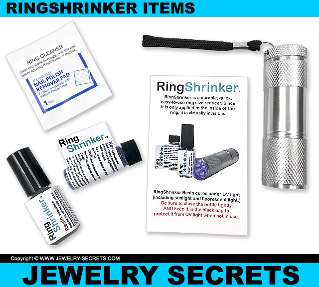 Ringshrinker Package Opened