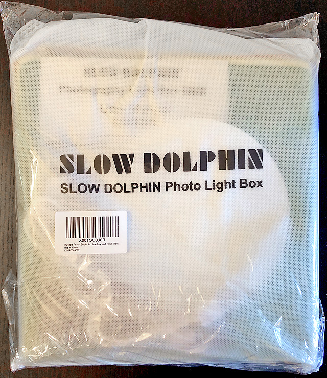 Slow Dolphin Photo Light Studio Review