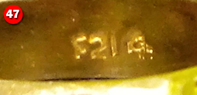 Can You Identify This Ring Stamp Mark