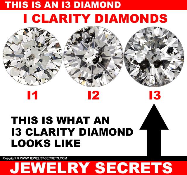 I1 I2 I3 Clarity Diamonds