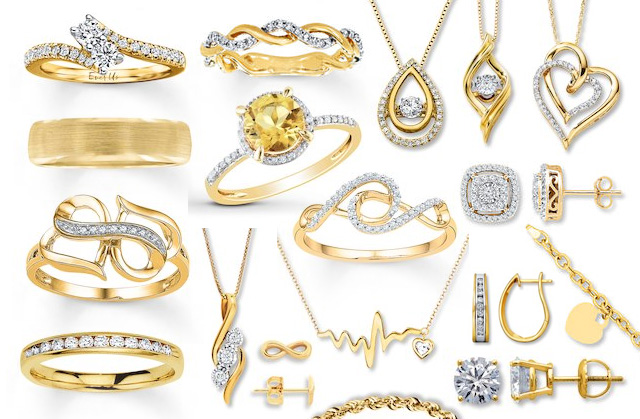 Yellow Gold Jewelry Is Back In Style