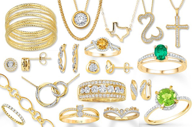 Yellow Gold Jewelry Is Hot This Christmas