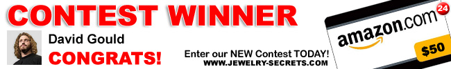 Jewelry Giveaway 24 Winner