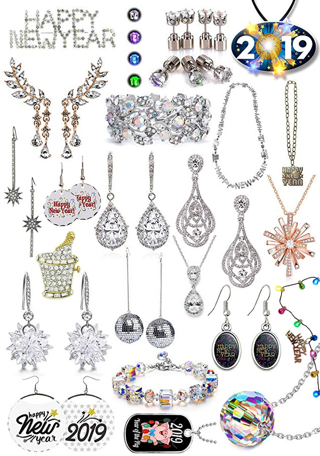 New Years 2019 Jewelry
