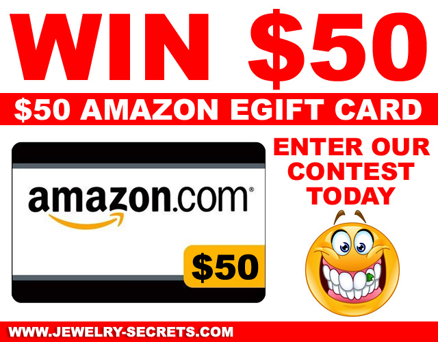Jewelry Giveaway Contest Enter 26