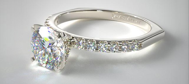 The Perfect Fit Engagement Ring