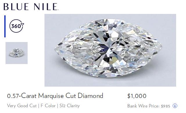 The Biggest Diamond For 1 000 Jewelry Secrets