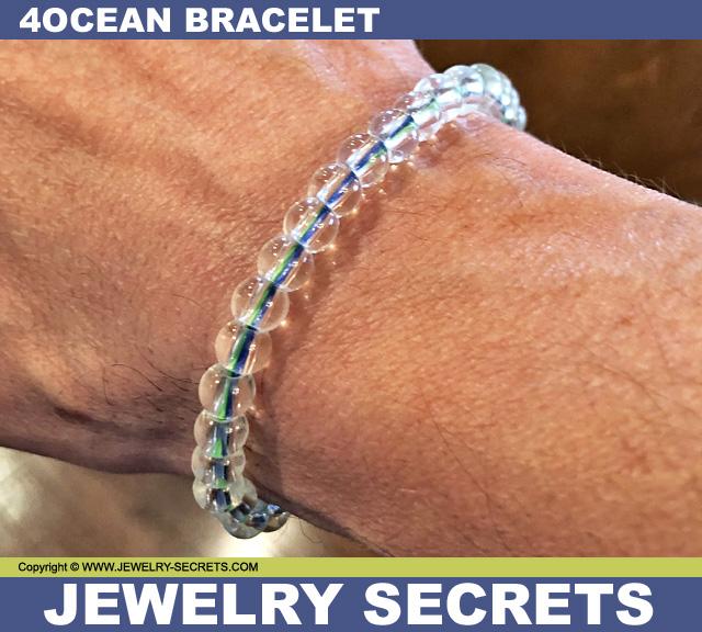 4Ocean Recycled Plastic Bracelet