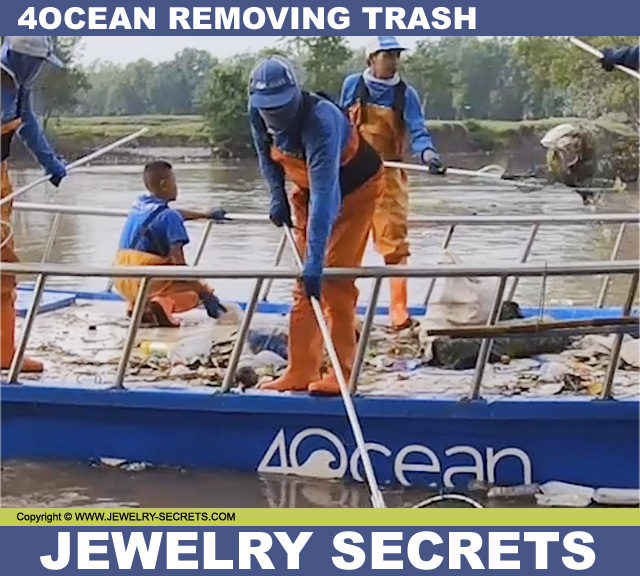 4Ocean Removing Plastic From The Sea