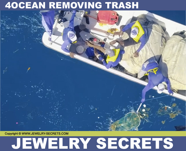 4Ocean Removing Trash From The Oceans