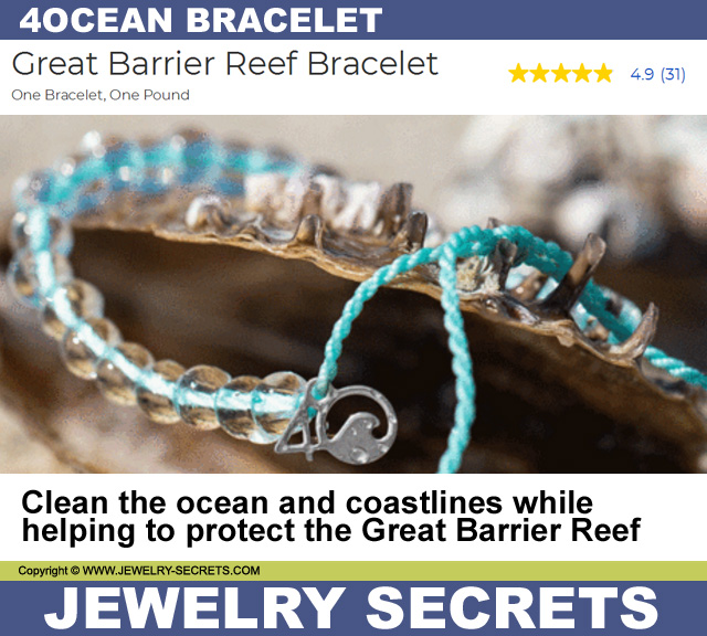 Great Barrier Reef 4Ocean Bracelet