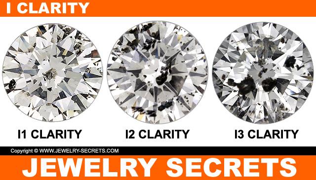 I1 I2 And I3 Diamond Clarity