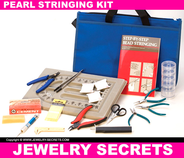 Pearl Stringing Kits