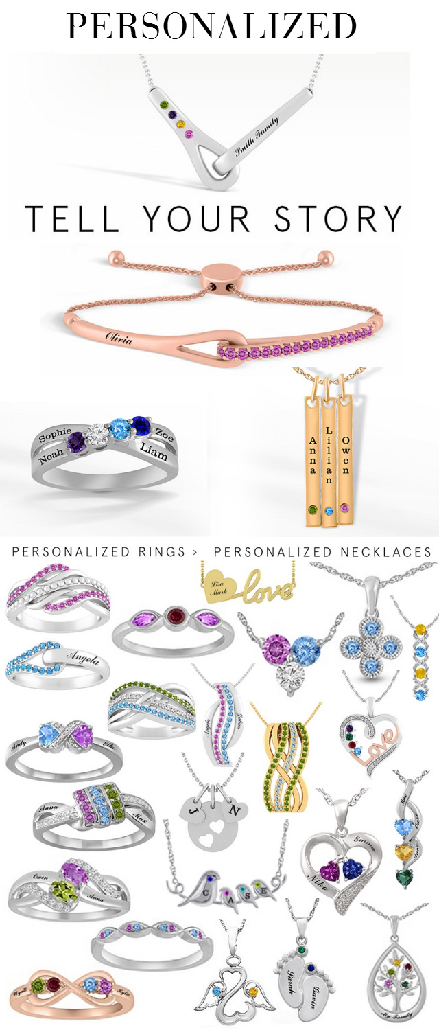 Time To Personalize For Mothers Day