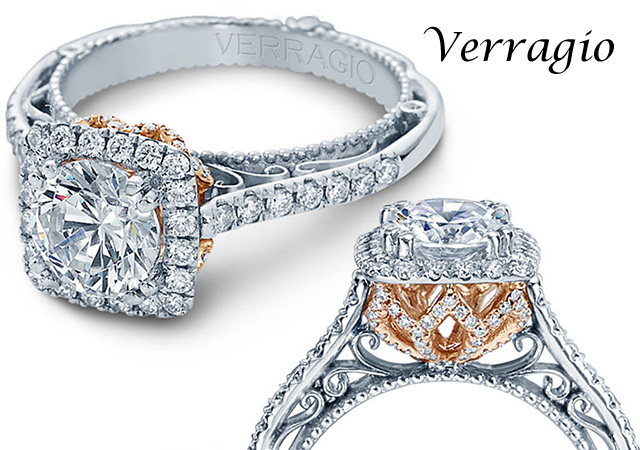 Verragio Diamond Engagement Rings