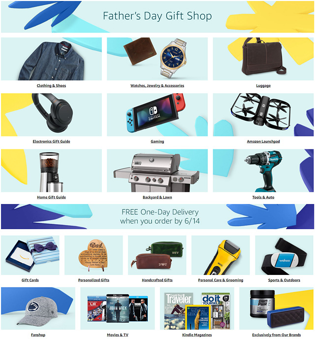 Complete 2019 Fathers Day Gift Guide