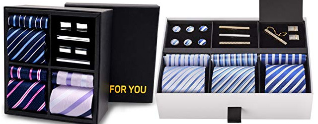 Mens Silk Tie Gift Sets