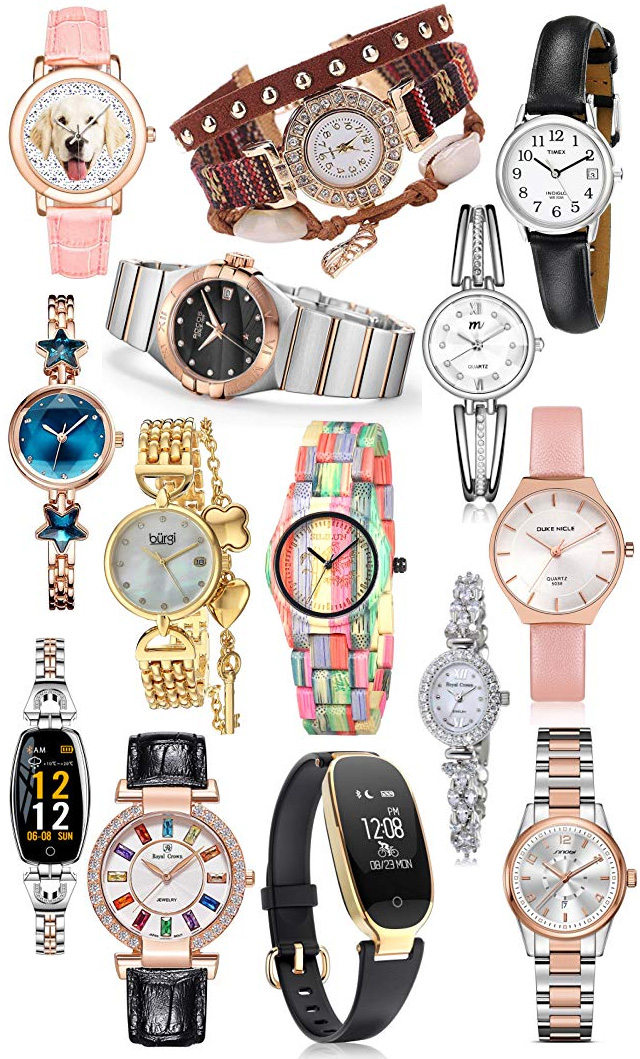 Womens Wrist Watch Graduation Gift