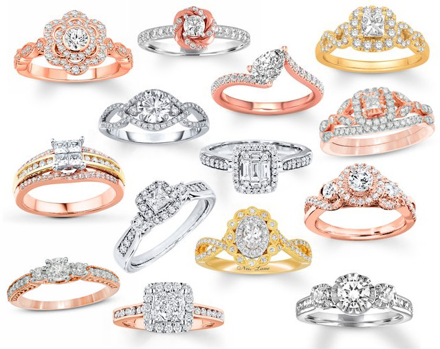 Budget Engagement Ring Styles