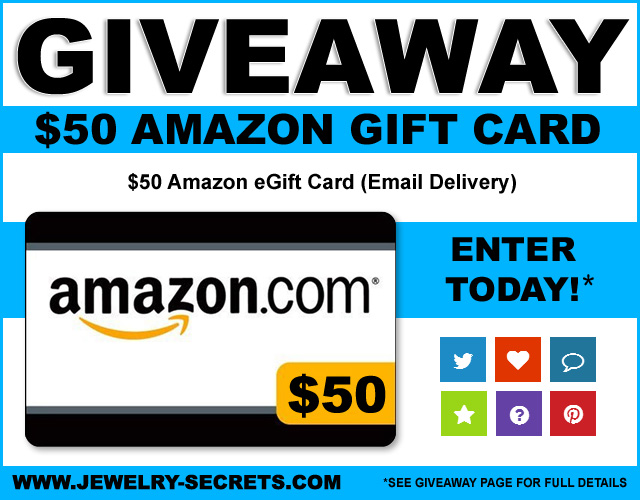 Jewelry Giveaway Contest Enter To Win 29