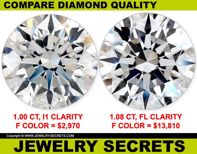 Really Nice Looking I1 Diamonds