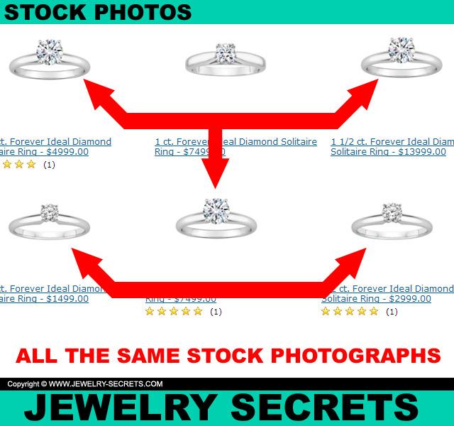 Sample Stock Photo Diamond Rings