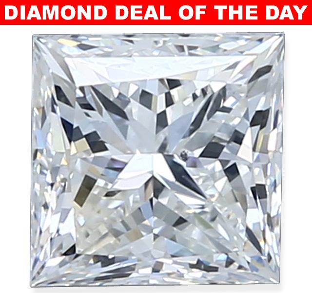 Diamond Deal Of The Day 180 Princess Cut Diamond Under 10 Grand