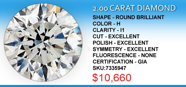 2 Carat Diamond Deals