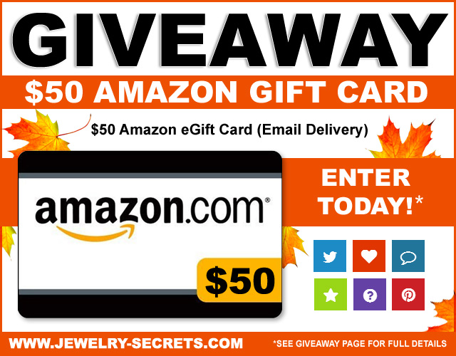 Jewelry Giveaway Contest 30