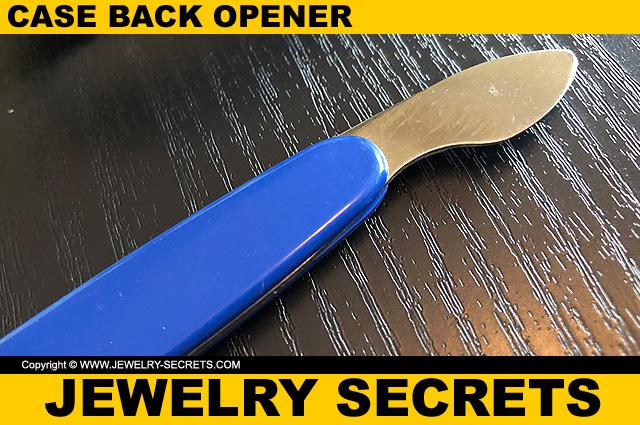 Watch Case Back Opener