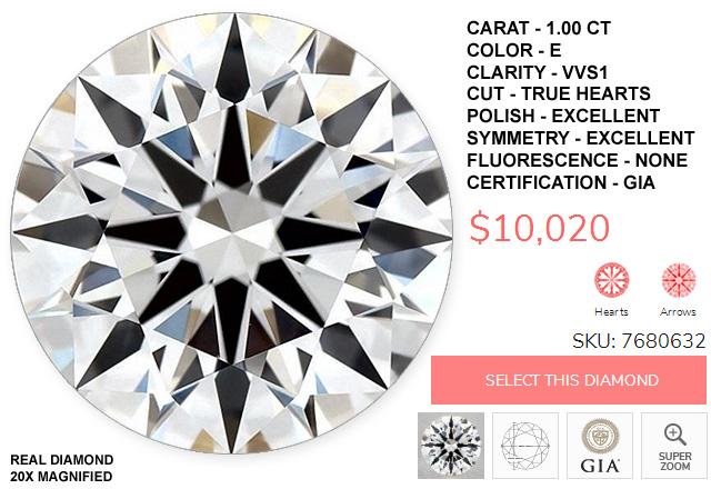 A Better 1 Carat Diamond Cheaper