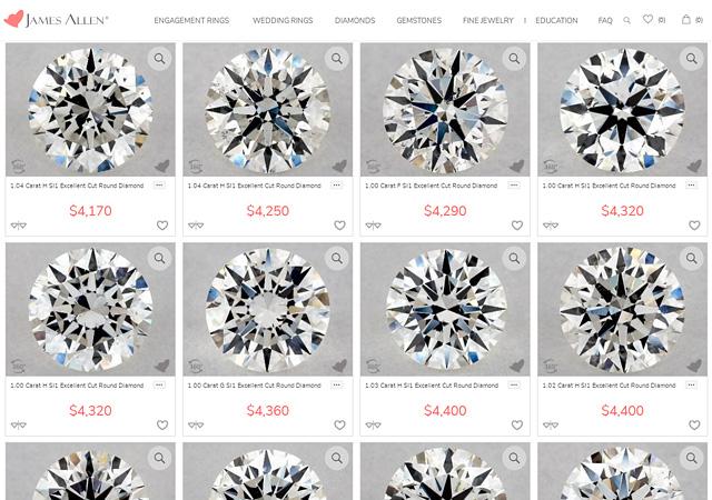 Default Diamonds