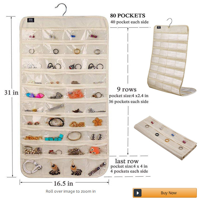 This Jewelry Organizer Is A Best Seller