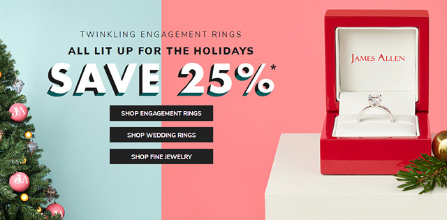 Engagement Ring Black Friday Sale Going On Now