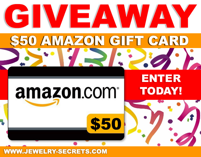 Jewelry Giveaway Contest 31
