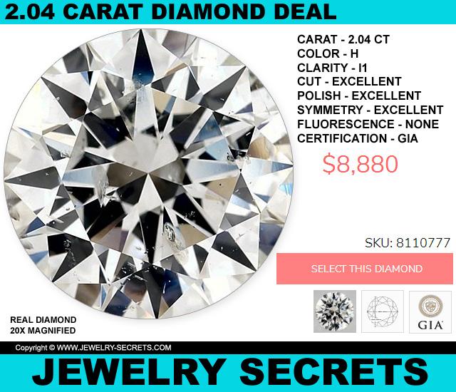 Huge Diamond Huge Deal