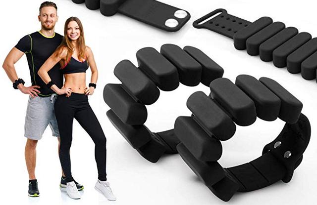 Fitness Weight Bracelets