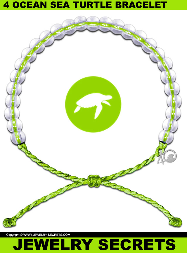 The Number 1 Selling 4 Ocean Sea Turtle Bracelet