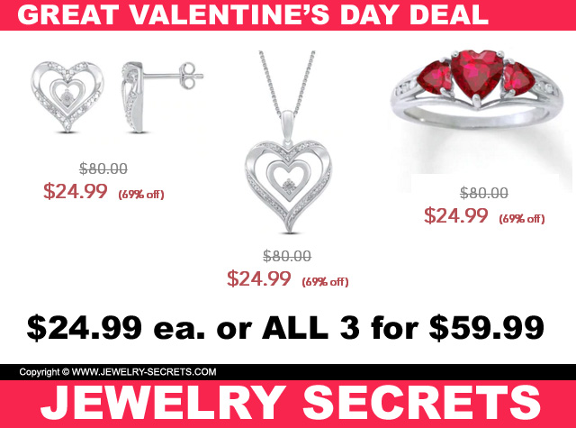 Great Valentines Day Deal At Kay Jewelers