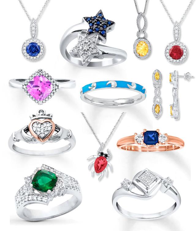 Jewelry 50 Percent Off Sale