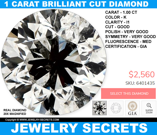 The Worst 1 Carat Diamond
