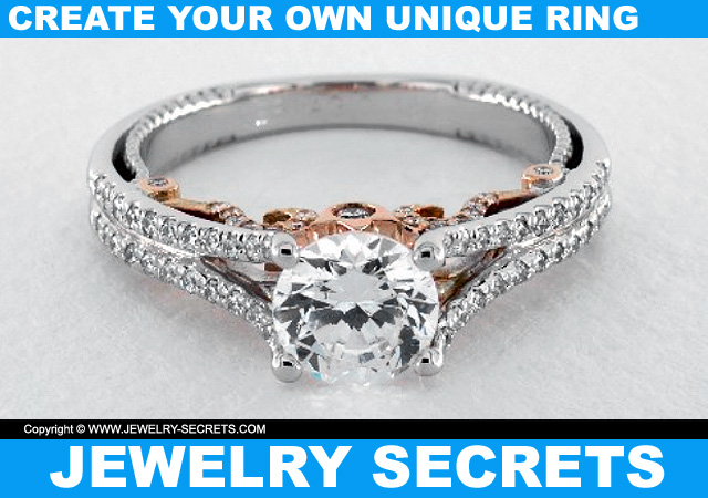 Create Your Own Unique Engagement Ring