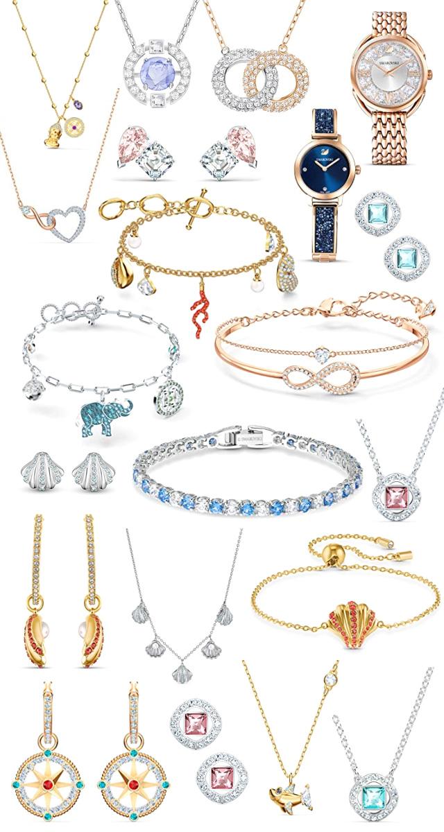Swarovski New Spring Jewelry Collection