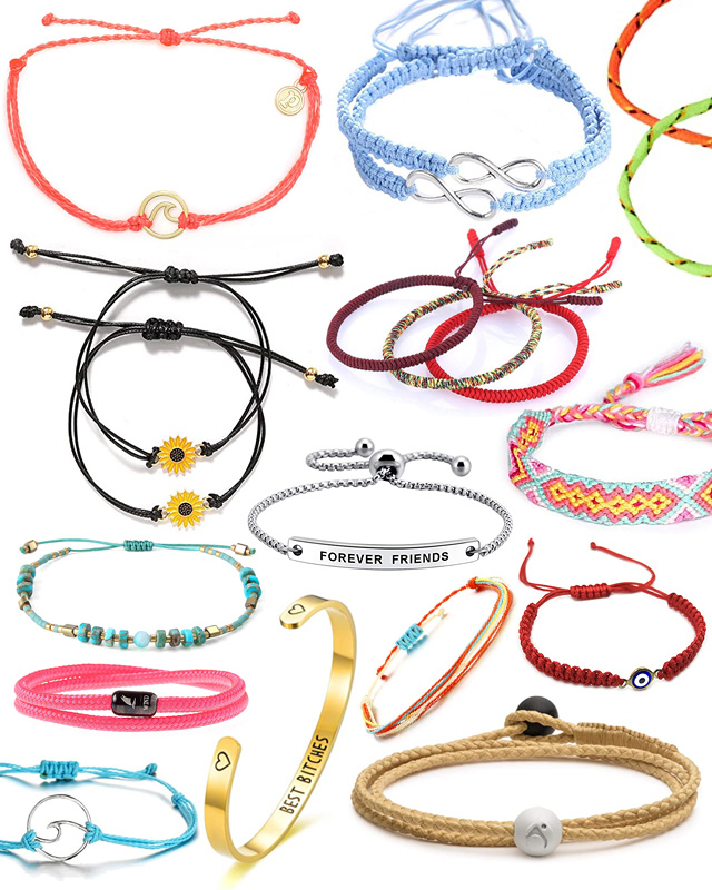 Adult Friendship Bracelets